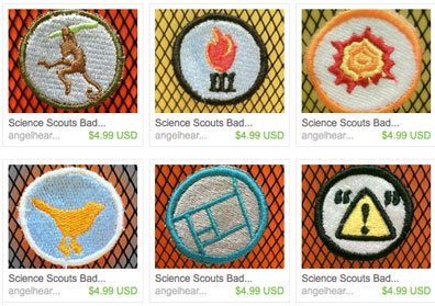 sciencescoutbadges